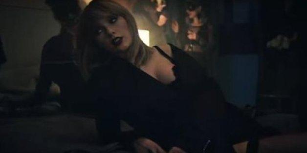 """Le clip pas du tout torride de Taylor Swift et Zayn Malik pour """"50 nuances plus sombres"""""""