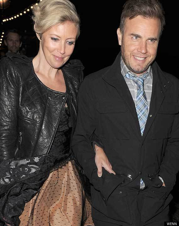 gary barlow to be a dad again huffpost uk. Black Bedroom Furniture Sets. Home Design Ideas