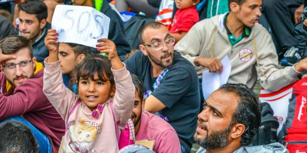 Die Flüchtlingskrise ist allgegenwärtig - Jetzt bleibt abzusehen, wie Deutschland der Situation Herr wird