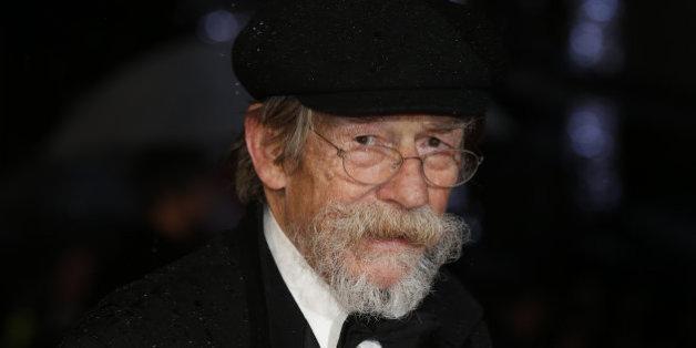 """Connu pour ses rôles dans """"Elephant Man"""", """"Harry Potter"""" ou """"Alien"""", l'acteur britannique John Hurt est mort"""