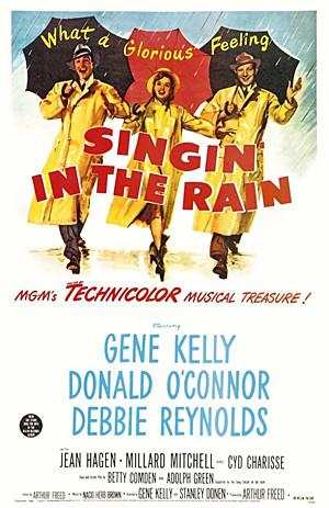 singin in the rain
