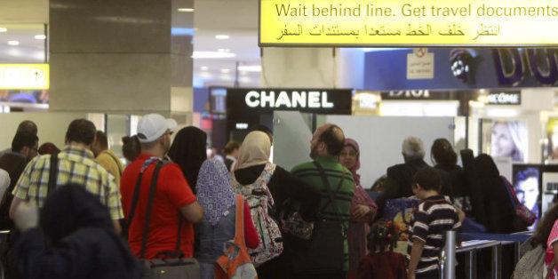 Des premiers cas d'Iraniens et d'Irakiens empêchés de prendre leur avion pour les Etats-Unis