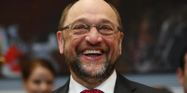 Der 62-Prozent-Mann: Martin Schulz' Umfragewerte lassen die SPD hoffen