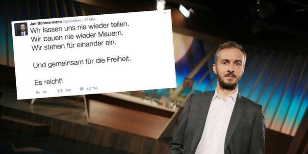 """""""Es reicht"""": So treffend kommentiert Jan Böhermann Trumps Einreise-Verbot"""