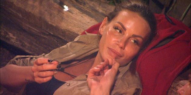 """Gina-Lisa gab ihrer Familie vor dem Einzug ins """"Dschungelcamp"""" ein Versprechen."""