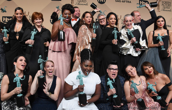sag awards 2017 winners