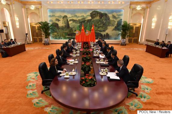 chinese view