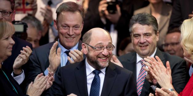 Laut einer aktuellen Umfrage liegt die SPD bei 26 Prozent - ihrem höchsten Wert seit zweieinhalb Jahren