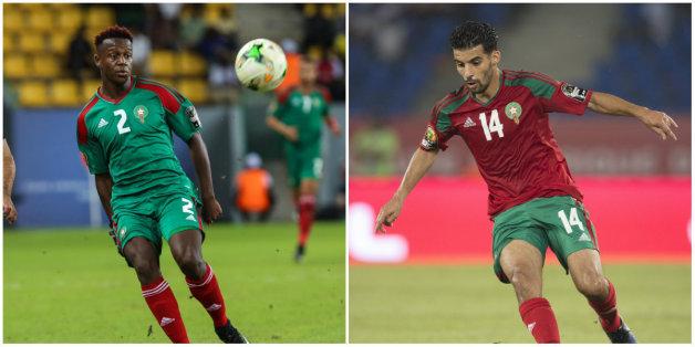 CAN 2017: Mendyl et Boussoufa dans l'équipe type du premier tour