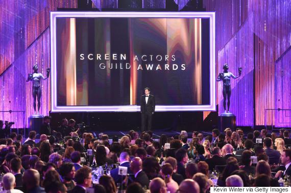 sag awards ashton kutcher