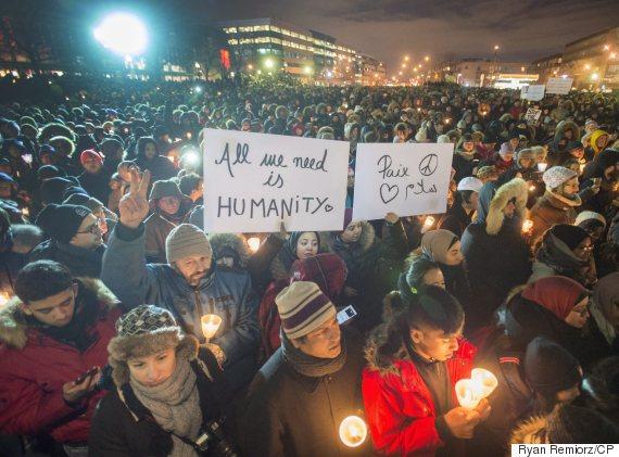 montreal vigil