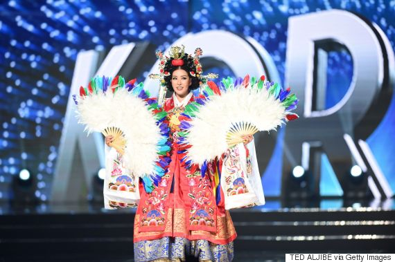 miss universe korea