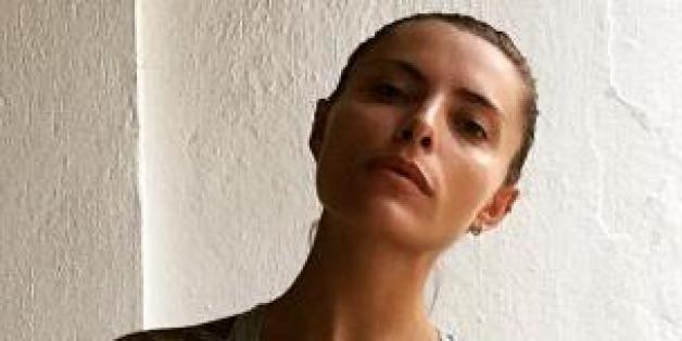 Sophia Thomalla zeigt sich erstmal nach ihrer Brustverkleinerung
