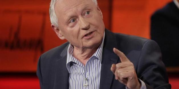 """Oskar Lafontaine bei """"Hart aber fair"""""""