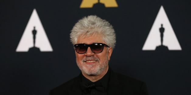 Director Pedro Almodovar arrives at the 8th Annual Governors Awards in Los Angeles, California, U.S., November 12, 2016.  REUTERS/Mario Anzuoni
