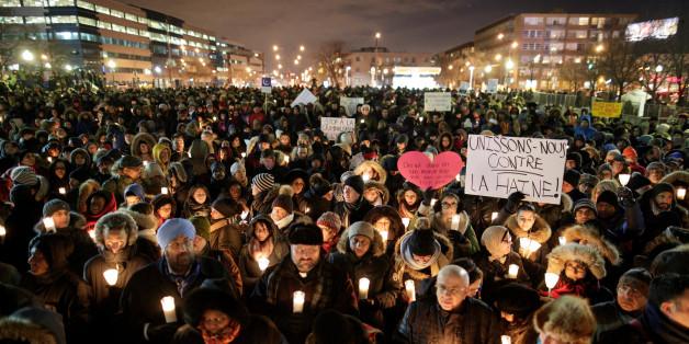Attentat de Québec: Un appel aux dons pour les familles des victimes