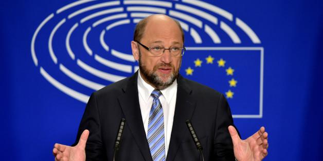 """""""Antideutsche Wirtschaftspolitik"""": Union attackiert Martin Schulz"""
