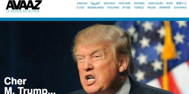 Une pétition anti-Trump récolte plus de 4 millions de signatures