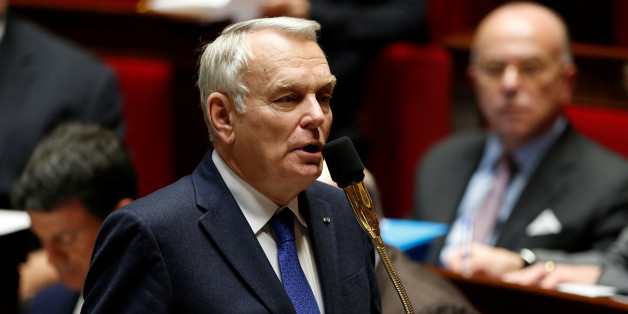 French Foreign Minister Jean-Marc Ayrault attends the questions to the government session at the National Assembly in Paris, France, November 9, 2016. REUTERS/Benoit Tessier