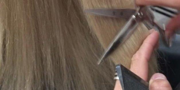 Hair dusting: une technique pour couper vos pointes