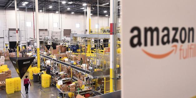 Amazon will sich mit einem eigenen Flughafen unabhängig machen