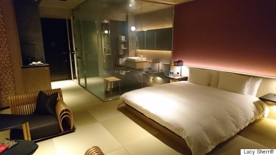 hoshinoya room bthoom