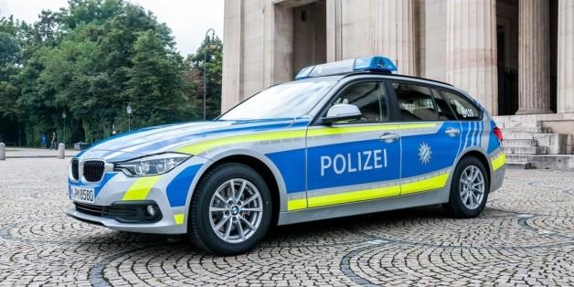 Ein Mann entführte in München vier Kinder.