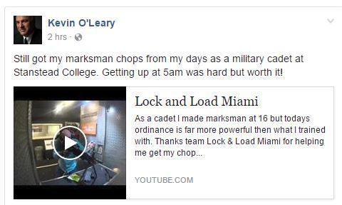 oleary facebook post