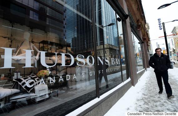 hudsons bay company hbc
