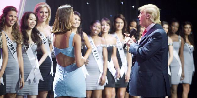 So reagieren Amerikanerinnen auf Trumps Kleiderordnung für Frauen