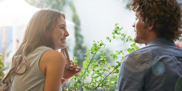 Komplimente für männer flirten