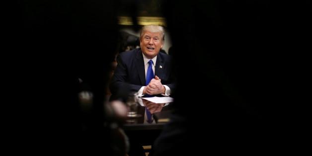 Was hat Donald Trump vor? Ein US-Magazin zieht einen unglaublichen Vergleich