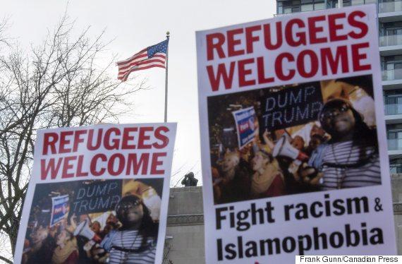 toronto rally against islamophobia