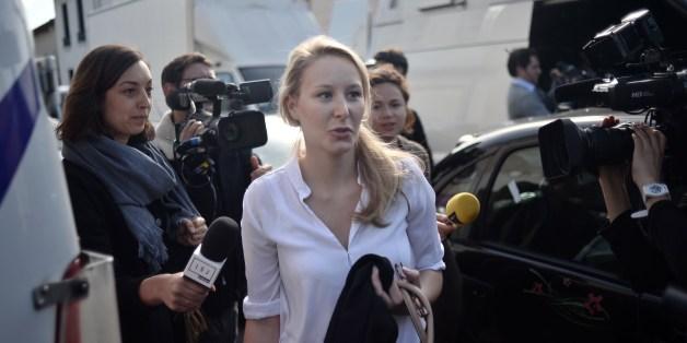 Die Politikerin Marion Maréchal-Le Pen