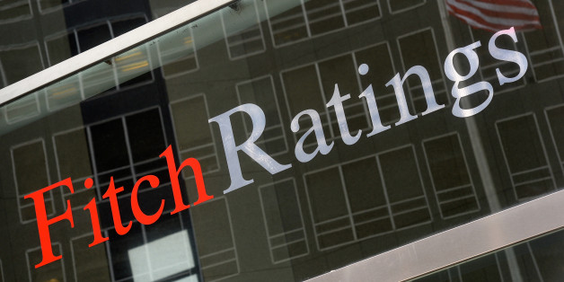 NEW YORK, UNITED STATES - MAY 21:  Fitch Ratings, leading international credit rating institution, is seen on the photo in New York, United States on 21 May, 2014. Leading financial institutions of country are present at Wall Street and they are regarded as not only USA's crucial economic points but also heart of the world economy. They dominate the economic situation of country with their decisions and statement of numbers. (Photo by Cem Ozdel/Anadolu Agency/Getty Images)
