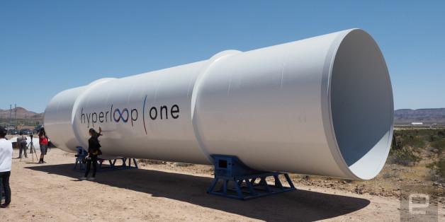 Hyperloop: Bientôt un Madrid-Tanger en moins d'une heure?
