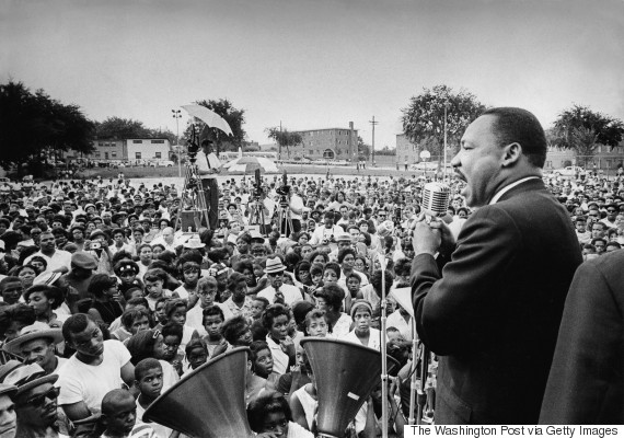 martin luther king last address
