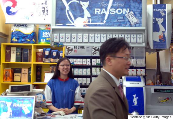 korea convenient store
