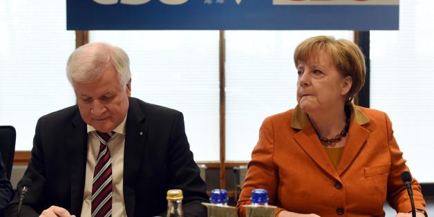 Die Medien glauben nicht, dass die Versöhnung von CDU und CSU die Wähler überzeugen können wird