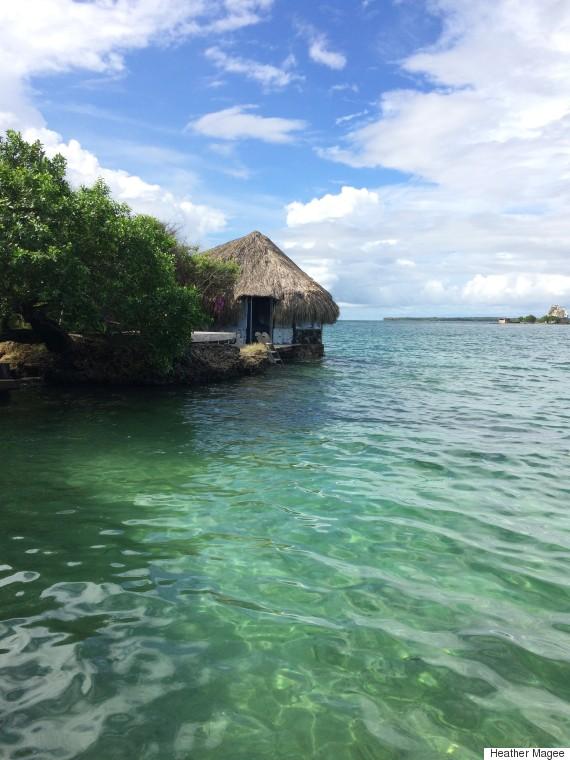 isla coralina