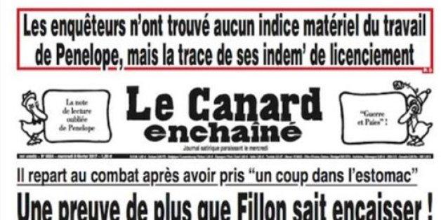 """Penelope Fillon aurait touché des indemnités de licenciement, selon le """"Canard enchaîné"""""""