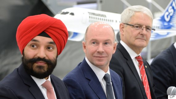 bombardier announcement