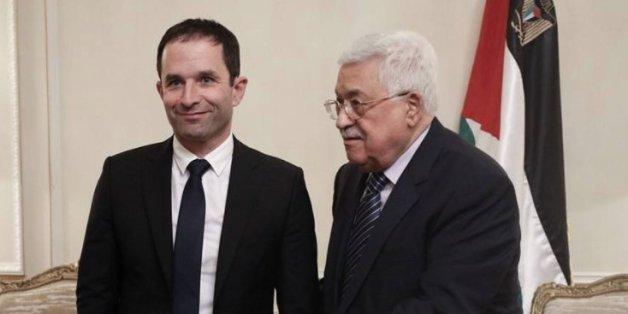France: Benoît Hamon veut reconnaître l'Etat palestinien s'il est élu président