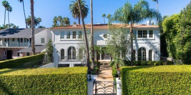La villa du cousin du roi à Beverly Hils vendue à 12,5 millions de dollars