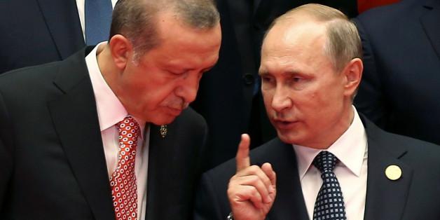 Die Türkei rückt in Syrien auf IS-Bastion vor – jetzt droht sogar ein Krieg mit Russland