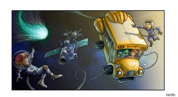 magic school bus 360
