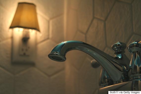 bathroom night light