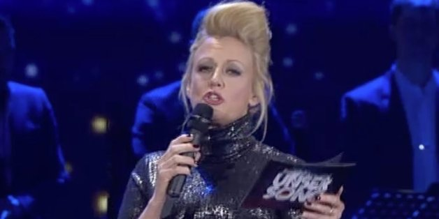"""""""Pimmel-Witze im Ersten""""? Barbara Schönebergers Auftritt bei """"Unser Song"""" irritiert Zuschauer"""