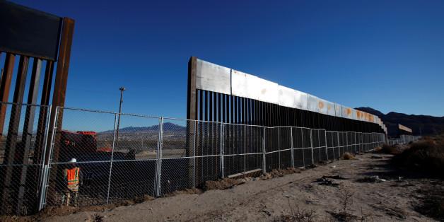 Trumps geplante Grenzmauer zu Mexiko wird laut einem internen Bericht fast doppelt so teuer, wie zunächst geplant