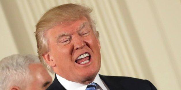 """Donald Trump est furieux: """"ON SE REVERRA AU TRIBUNAL!"""""""